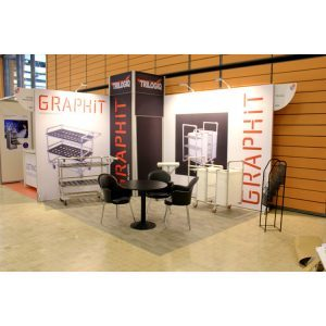 Stand Trilogiq Industrie - Lyon 03/16 - AEXPO - COMPOSY 26 Die