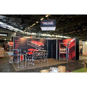 Stand Trilogiq Industrie - Paris 04/16 - AEXPO - COMPOSY 26 Die